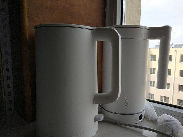 电热水壶什么牌子好_施铂智能电热水壶使用测评
