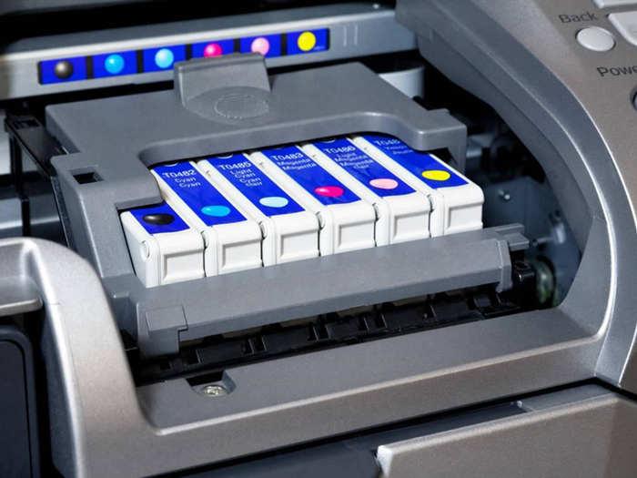 打印机墨盒怎么加墨_打印机墨盒多久换一次
